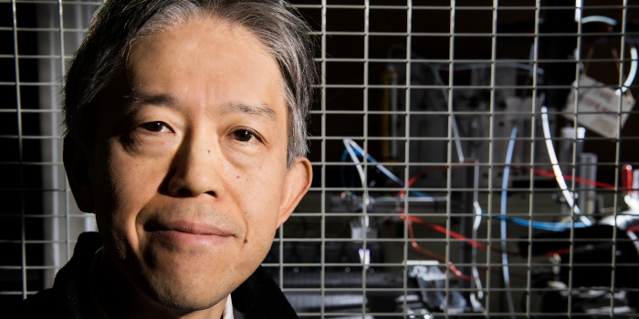 Yukihiro Kusano has conducted research into plasma for 40 years and is one of the few researchers in Denmark trying to find new plasma applications. Photo: Joachim Rode